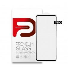 Защитное стекло Armorstandart Pro для Samsung A72 A725 Black (ARM58087)