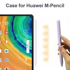Чехол TPU Goojodoq Matt для стилуса Huawei M-Pencil 1 Gen CD52 Matepad Pro 10.8 Pink