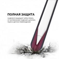Чехол TPU Goojodoq Textured для стилуса Apple Pencil 2 Dark Blue
