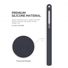 Чехол TPU Goojodoq Textured для стилуса Apple Pencil 2 Green
