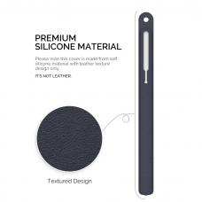Чехол TPU Goojodoq Textured для стилуса Apple Pencil 2 Pink