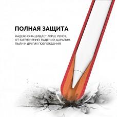 Чехол TPU Goojodoq Textured для стилуса Apple Pencil 2 Red
