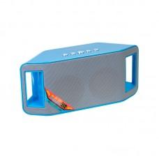 Колонка портативная Bluetooth Wster WS-Y66B синий