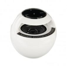 Колонка портативная Bluetooth Wster WS-136 White