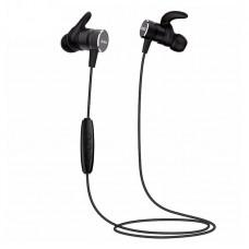 Наушники гарнитура вакуумные Bluetooth Hoco ES8 Sport stereo Black