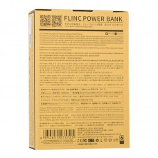 УМБ Power Bank Remax RPP-72 Flinc 10000mAh Black