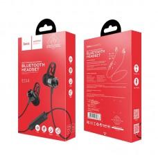 Наушники гарнитура вакуумные Bluetooth Hoco ES14 Sport Black