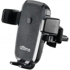 Автодержатель Optima OP-CH10W Black