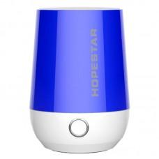 Колонка Bluetooth Hopestar H22 синий
