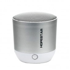 Колонка Bluetooth Hopestar H9 серебристый