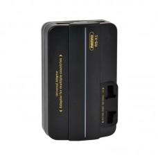 Адаптер сетевой Remax Universal Travel RS-X1 Black