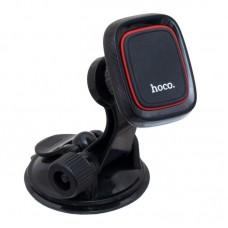 Автодержатель Hoco CA28 присоска Black