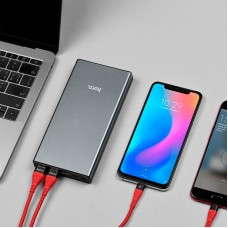 УМБ Power Bank Hoco B39 Magic Stone PD 30000mAh Grey