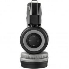 Наушники гарнитура накладные Bluetooth Hoco W16 Grey