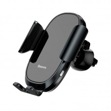 Автодержатель Baseus Wireless Charger Smart Car Mount Cell Phone Holder SUGENT-ZN01 Black