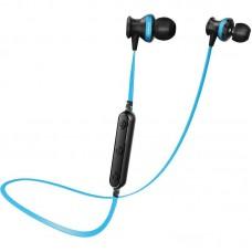 Наушники гарнитура вакуумные Bluetooth Awei B980BL Sport Blue