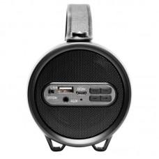 Колонка портативная Bluetooth Cigii S33D Black