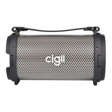 Колонка портативная Bluetooth Cigii S22R Black