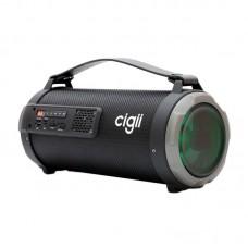 Колонка портативная Bluetooth Cigii K2201 Black