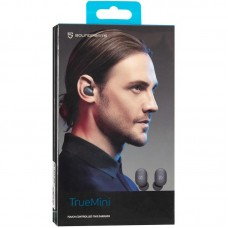 Наушники гарнитура вакуумные Bluetooth SoundPeats Free Mini Black
