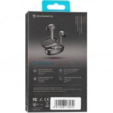 Наушники гарнитура вакуумные Bluetooth SoundPeats True Capsule Black