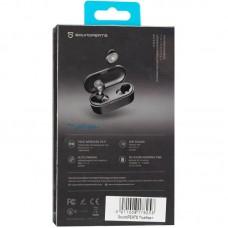 Наушники гарнитура вакуумные Bluetooth SoundPeats True Free Plus Black