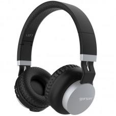 Наушники гарнитура накладные Bluetooth Gorsun GS-E89 Black