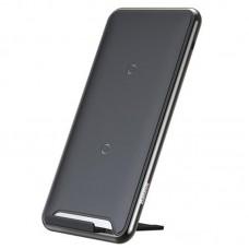 Беспроводное зарядное устройство Baseus Three-coil Desktop Holder WXHSD-B01 Black