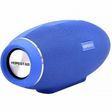 Колонка портативная Bluetooth Hopestar H20 Blue