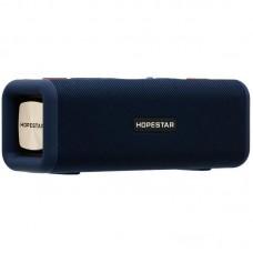 Колонка портативная Bluetooth Hopestar T9 Blue