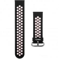 Ремешок силиконовый для Smart Watch Gelius Pro GP-SW001 NEO Black/Pink