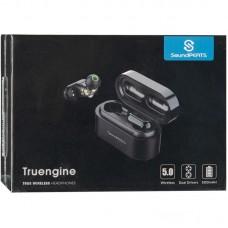 Наушники гарнитура вакуумные Bluetooth SoundPeats TrueNgine Black