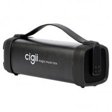 Колонка портативная Bluetooth Cigii F52 Black