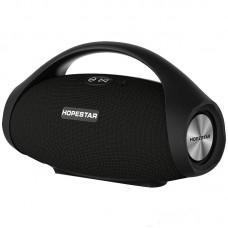 Колонка портативная Bluetooth Hopestar H32 Black