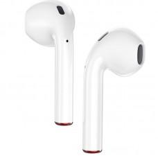Наушники гарнитура вкладыши Bluetooth Hoco ES28 White
