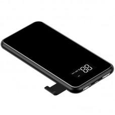 УМБ Power Bank Baseus Wireless Charger 8000mAh PPALL-EX01 Black