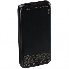 УМБ Power Bank Remax RPP-133 Mirror Wireless 10000mAh Black