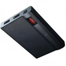 УМБ Power Bank Remax RPP-53 Linon Pro with LED 10000mAh Black