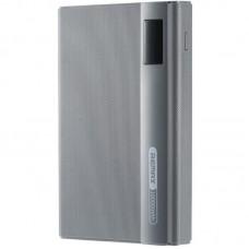 УМБ Power Bank Remax RPP-53 Linon Pro with LED 10000mAh Grey