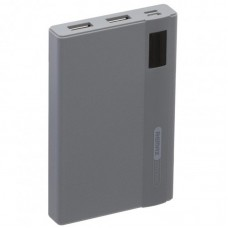 УМБ Power Bank Remax RPP-53 Linon Pro with LED 10000mAh Grey