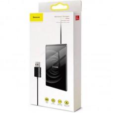 Беспроводное зарядное устройство Baseus Card Ultra Thin WX01B-01 Black