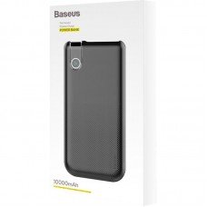 УМБ Power Bank Baseus Thin Version Wireless Charger 10000mAh PPALL-QY01 Black