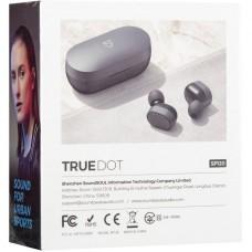 Наушники гарнитура вакуумные Bluetooth SoundPeats True Dot Black