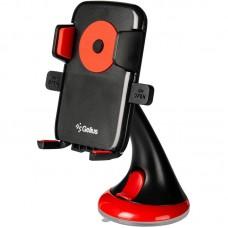 Автодержатель Magnetic Gelius Ultra GU-CH007 на решетку Black/Red