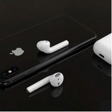 Наушники гарнитура вкладыши Bluetooth Hoco ES39 White