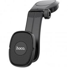 Автодержатель Hoco CA61 магнитный на торпедо Black