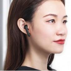 Наушники гарнитура вкладыши Bluetooth Baseus W09 Black