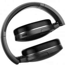 Наушники гарнитура накладные Bluetooth Baseus D02 (NGD02-01) Black