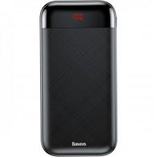 УМБ Power Bank Baseus Mini Cu Digital LCD 20000mAh Black (PPALL-CKU01)