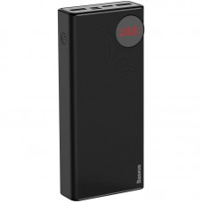 УМБ Power Bank Baseus Mulight PD3.0+QC3.0 30000mAh Black (PPMY-01)